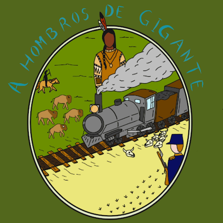 El Caballo de Hierro. El papel del ferrocarril en el exterminio de indígenas y bisontes en las grandes praderas estadounidenses. (Siglo XIX)