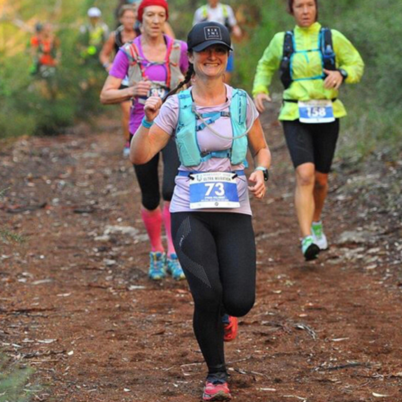 Cynara Stalenhoef - Learnt to run before my legs did.