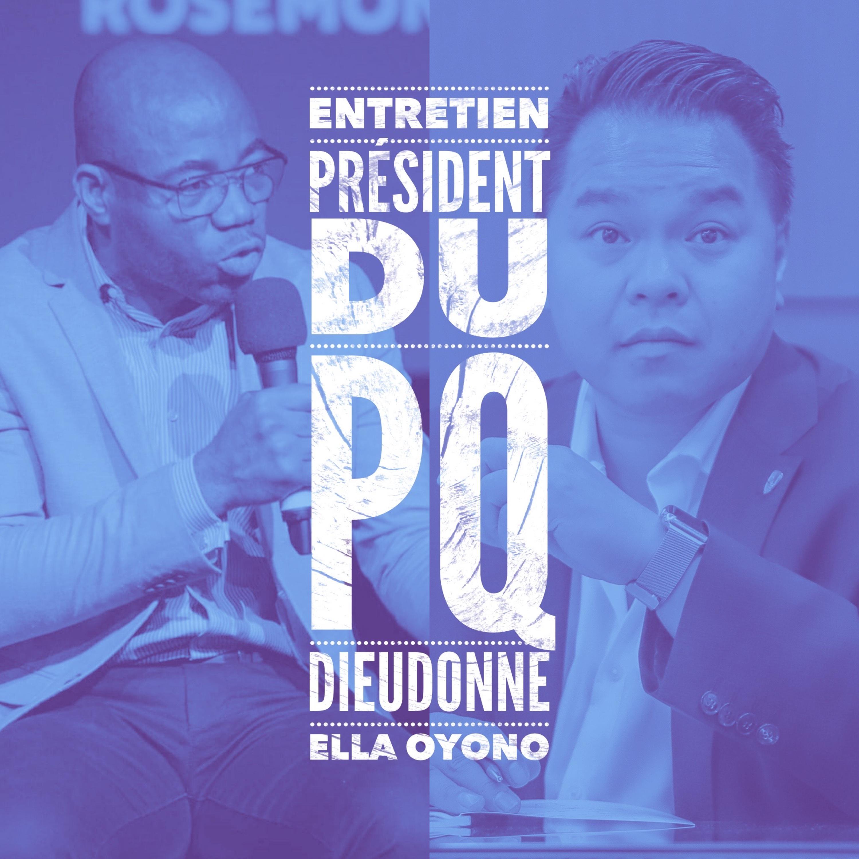 (FRANCAIS) Entretien avec le Président du PQ Dieudonné Ella Oyono