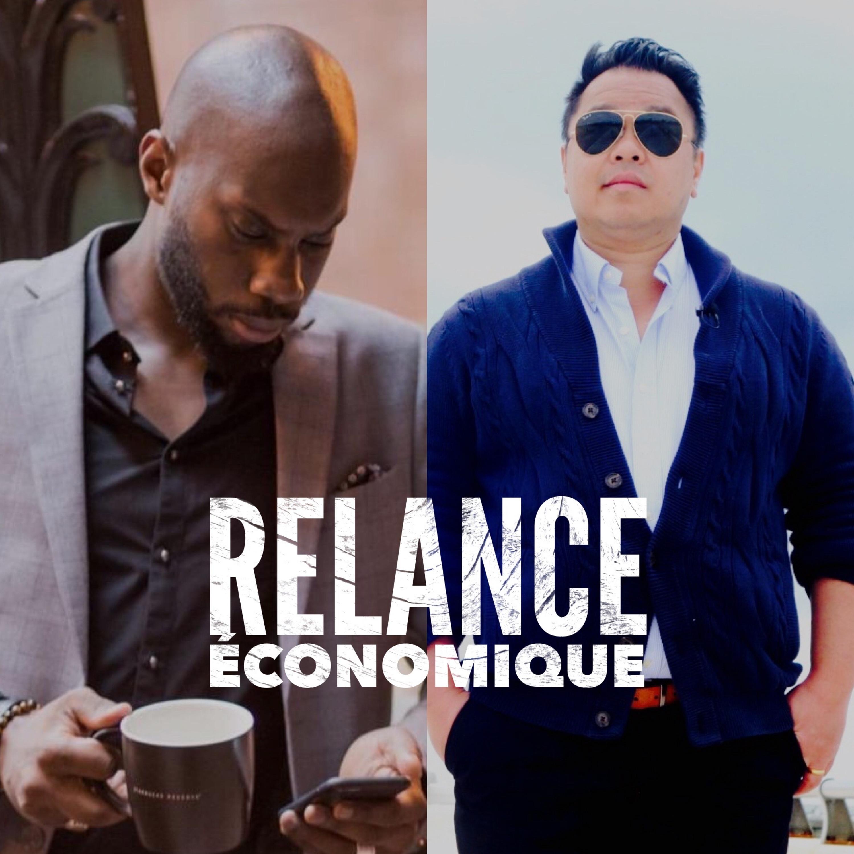 (FRANCAIS) Relance Économique - Jonas Diop reçoit Dr. Bak