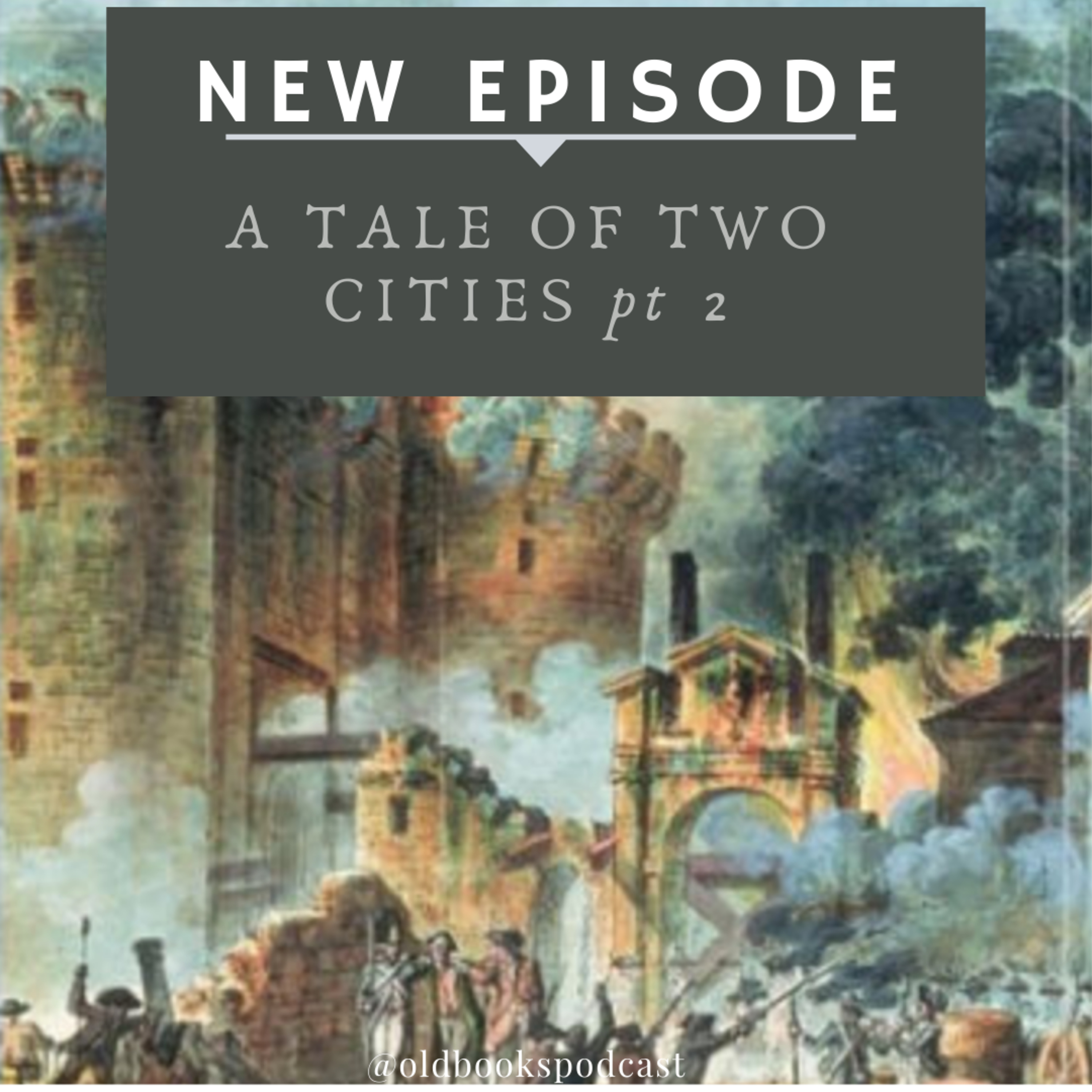 Ep 24 - A Tale of Two Cities pt 2