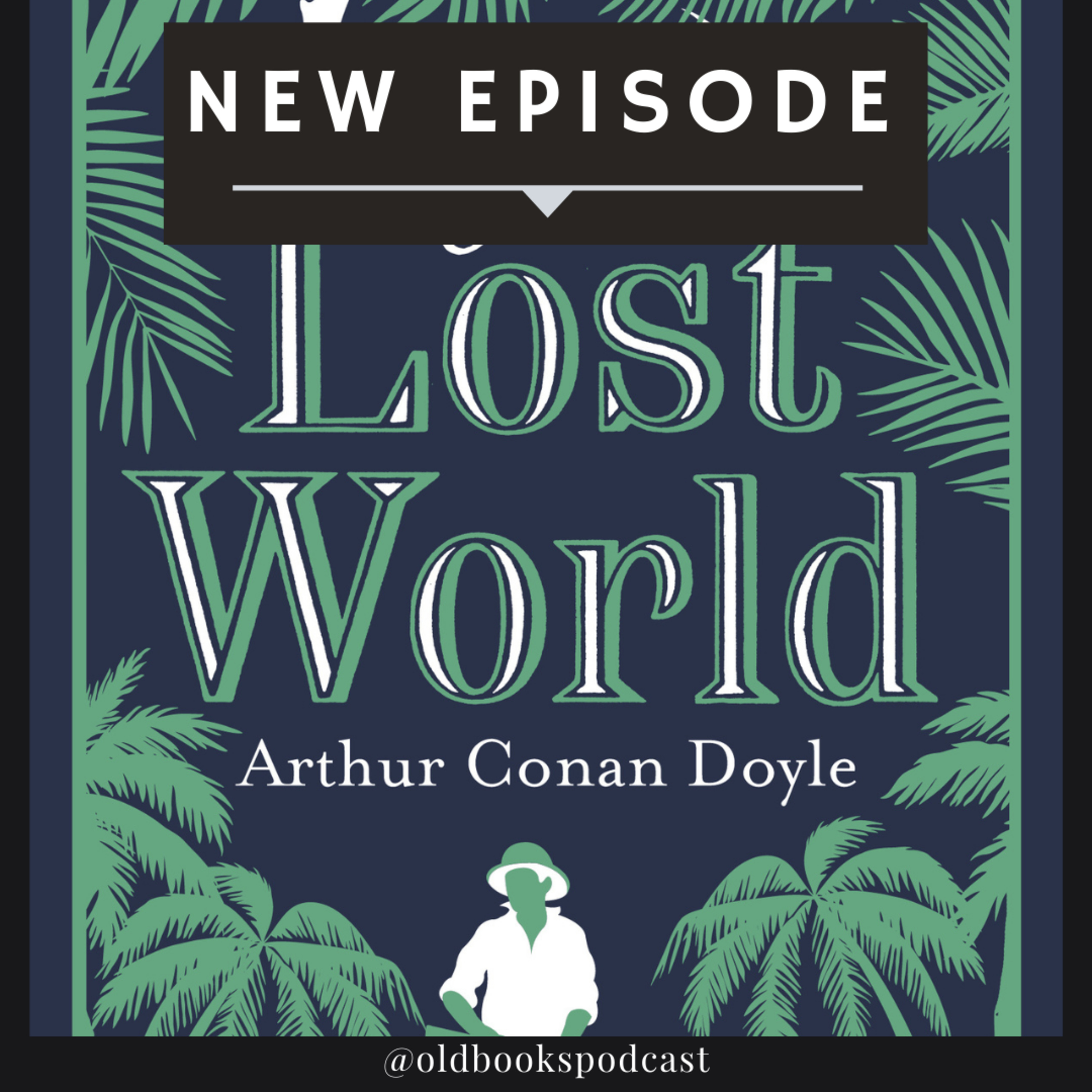 Ep 30 - The Lost World pt 1