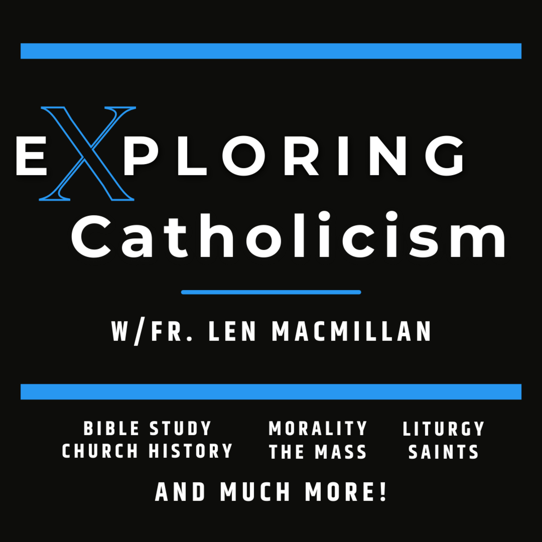 Announcement: New parish podcasts!
