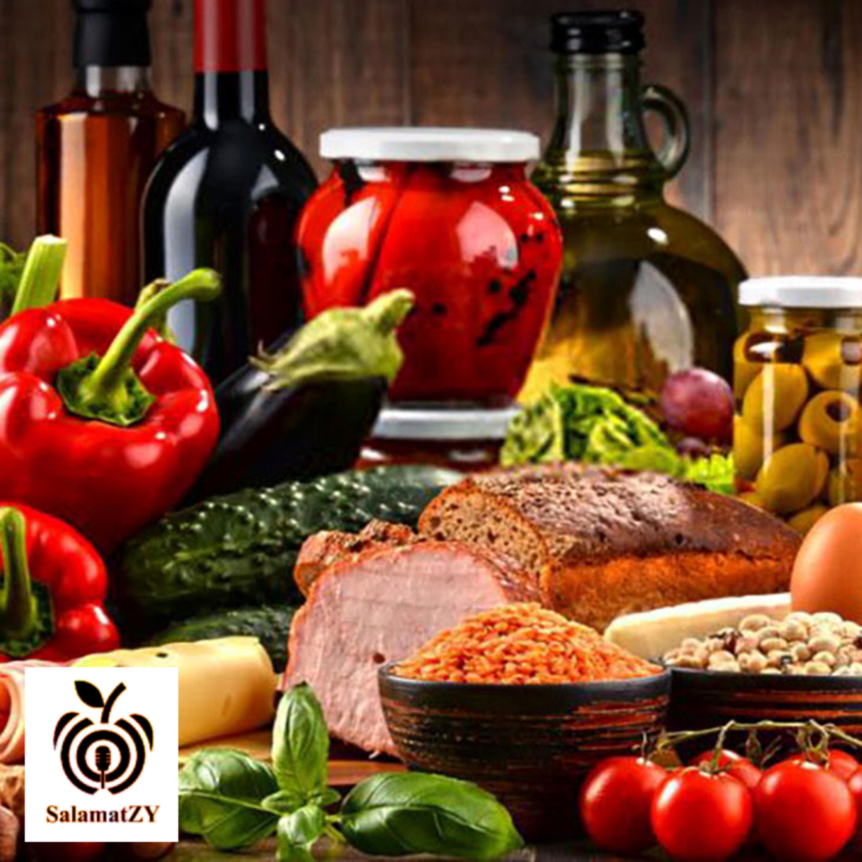 5 – نگهداری مواد غذایی