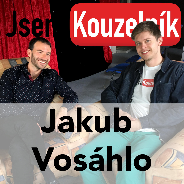 """Jakub Vosáhlo - """"Dnes zemřete a dokážete cokoli"""", říká mentalista"""