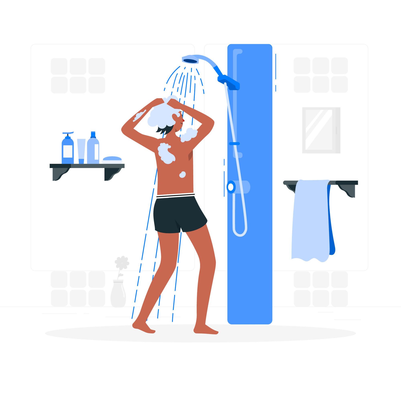 4 Benefici della doccia fredda, calda. giusta!