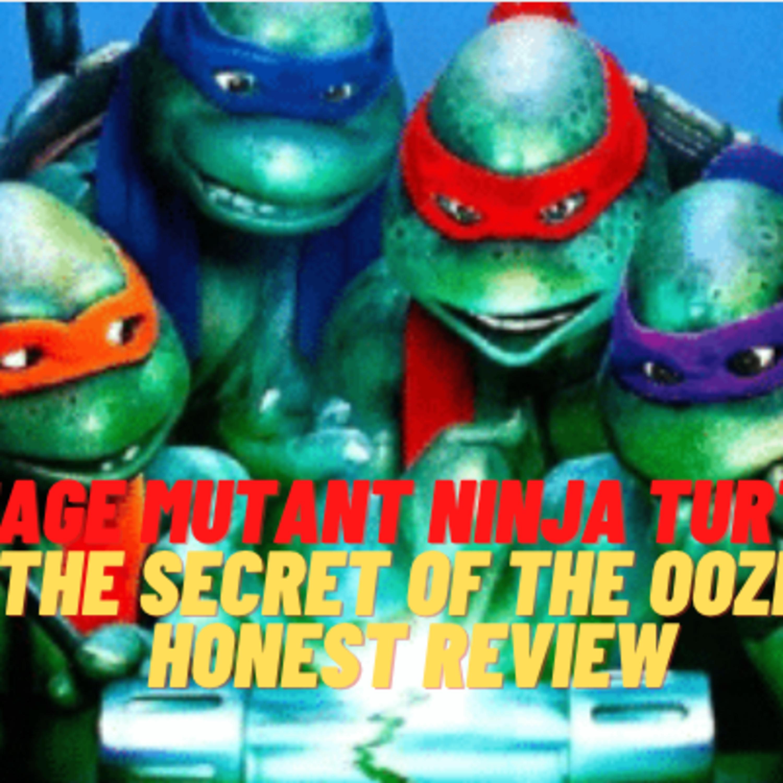 Teenage Mutant Ninja Turtles 2: The Secret of the Ooze w/Wes Jones Ep. 195