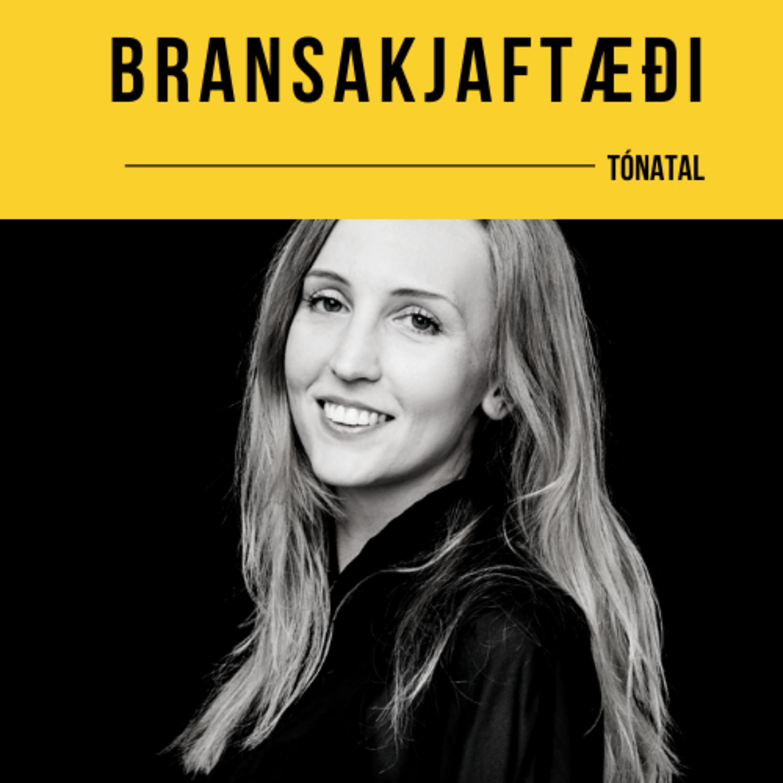 Esther Þorvaldsdóttir –Bransakjaftæði með Bergþóri Mássyni