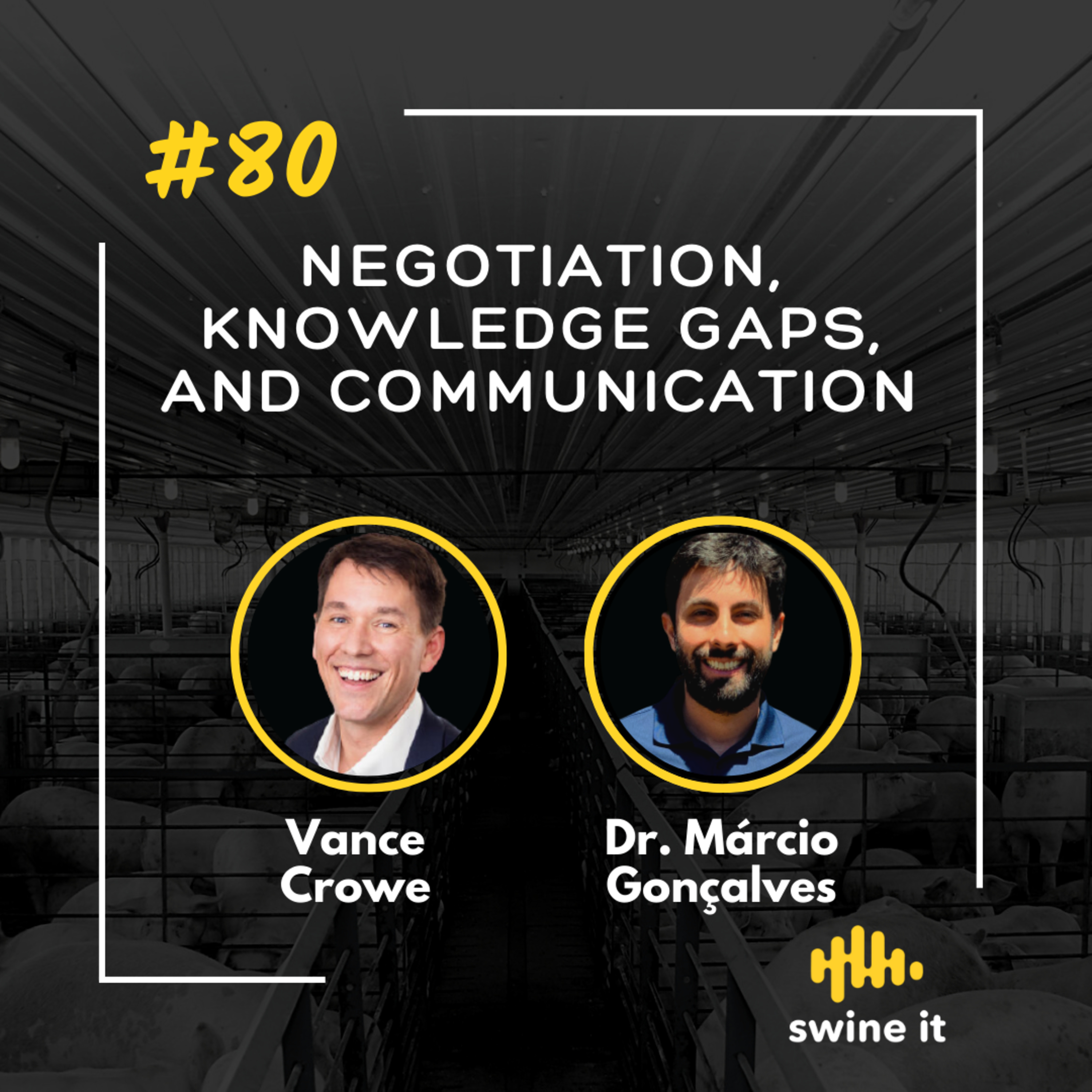 Negotiation, knowledge gaps, and communication - Vance Crowe