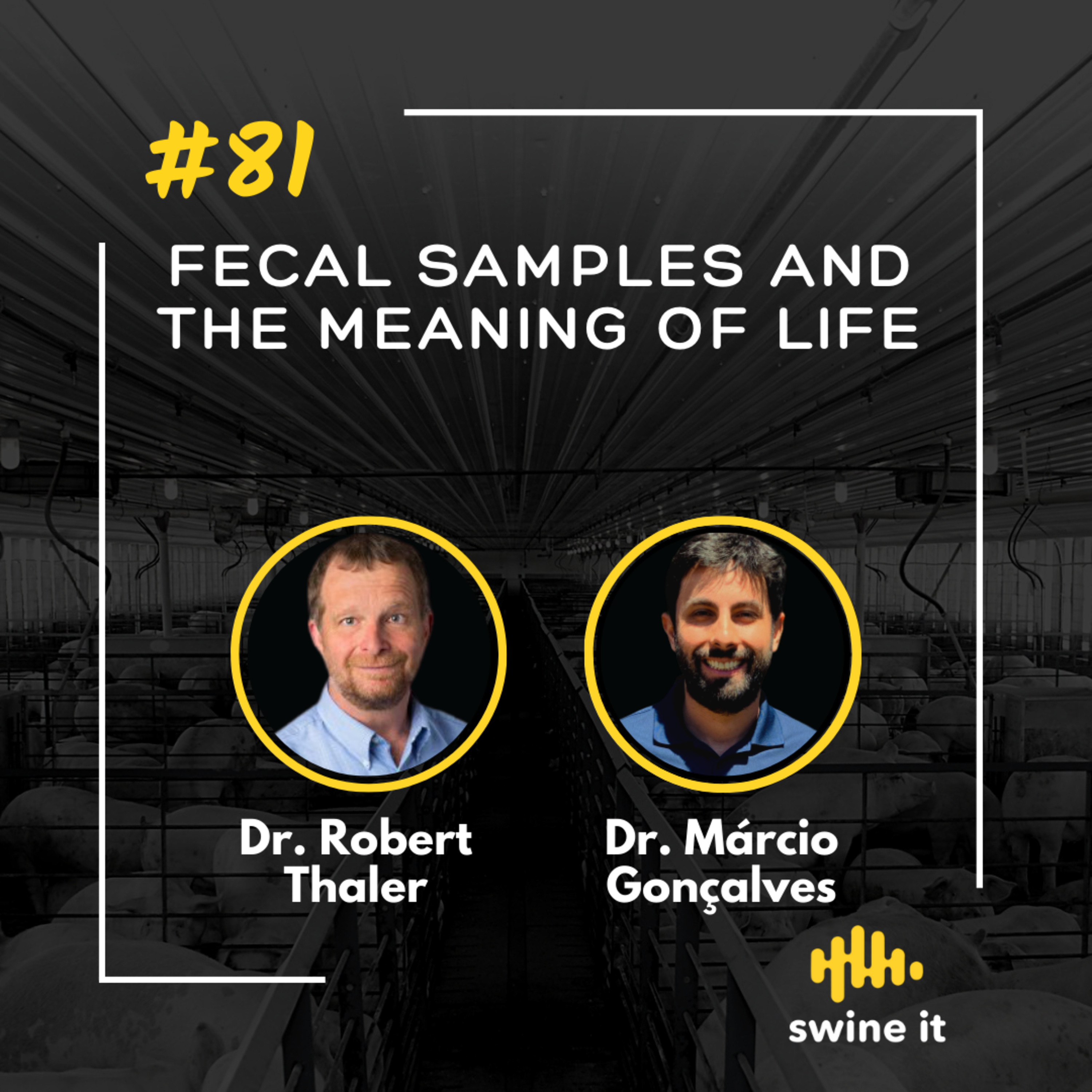 Fecal samples and the meaning of life - Dr. Robert Thaler