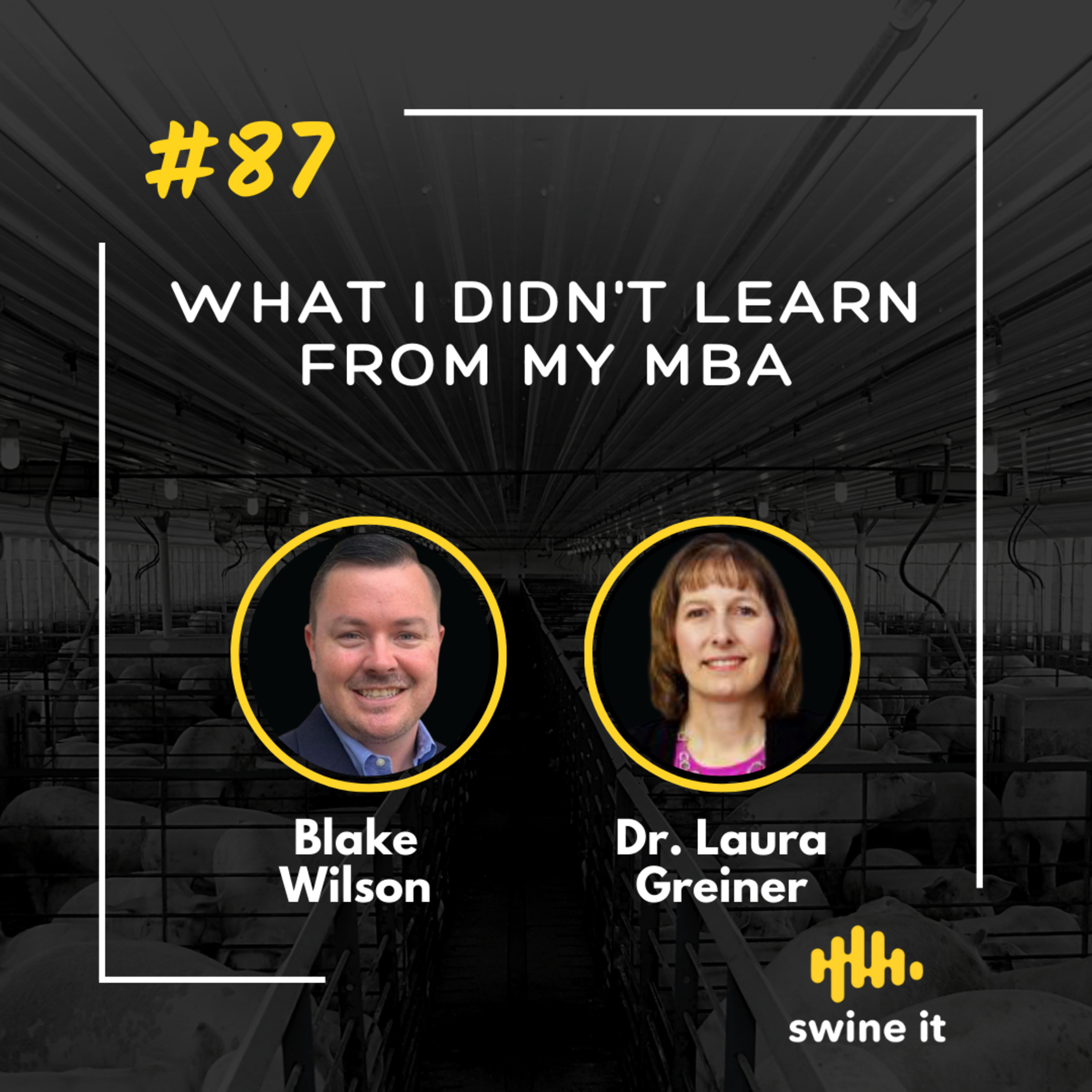What I didn't learn from my MBA - Blake Wilson