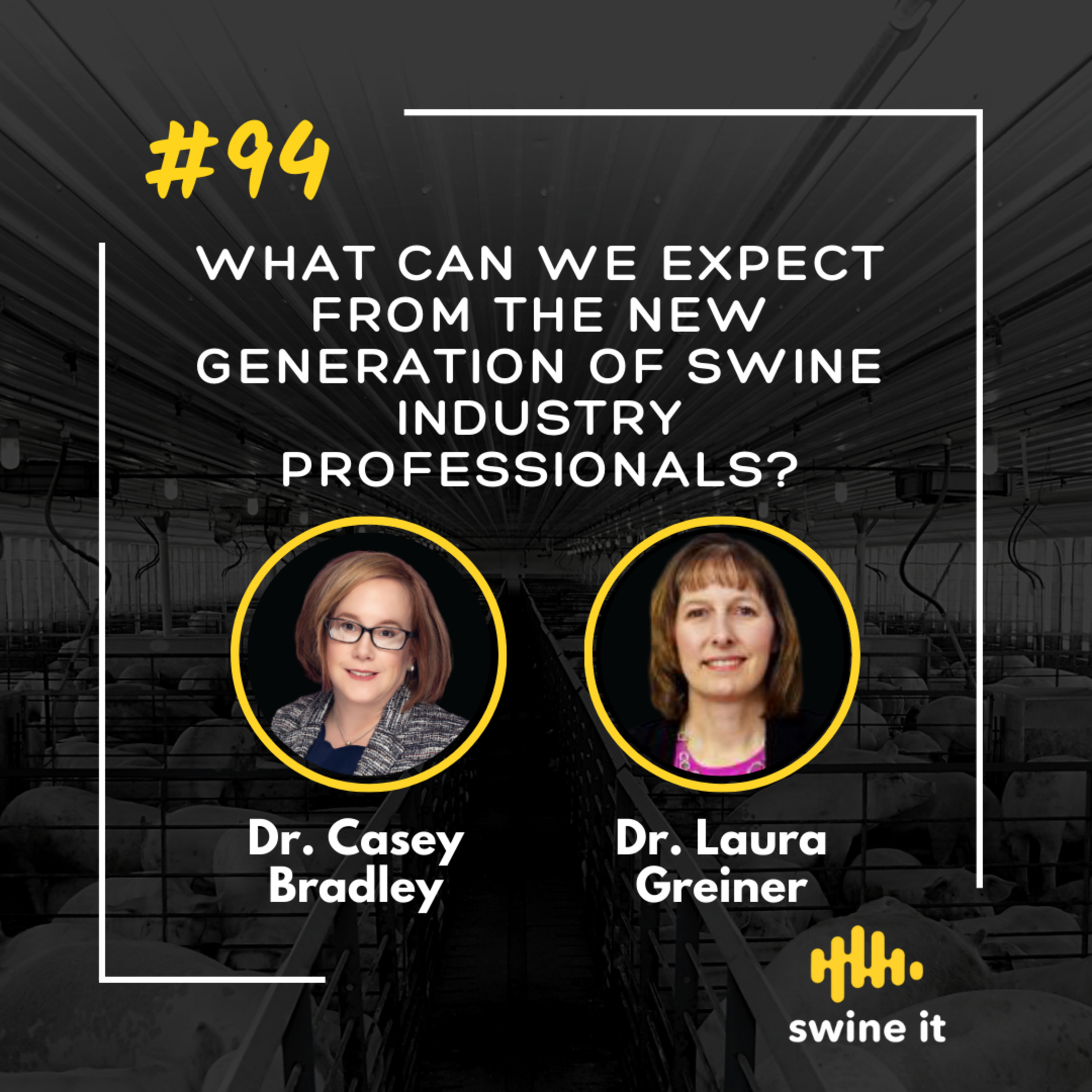 What can we expect from the new generation of swine industry professionals? - Dr. Casey Bradley