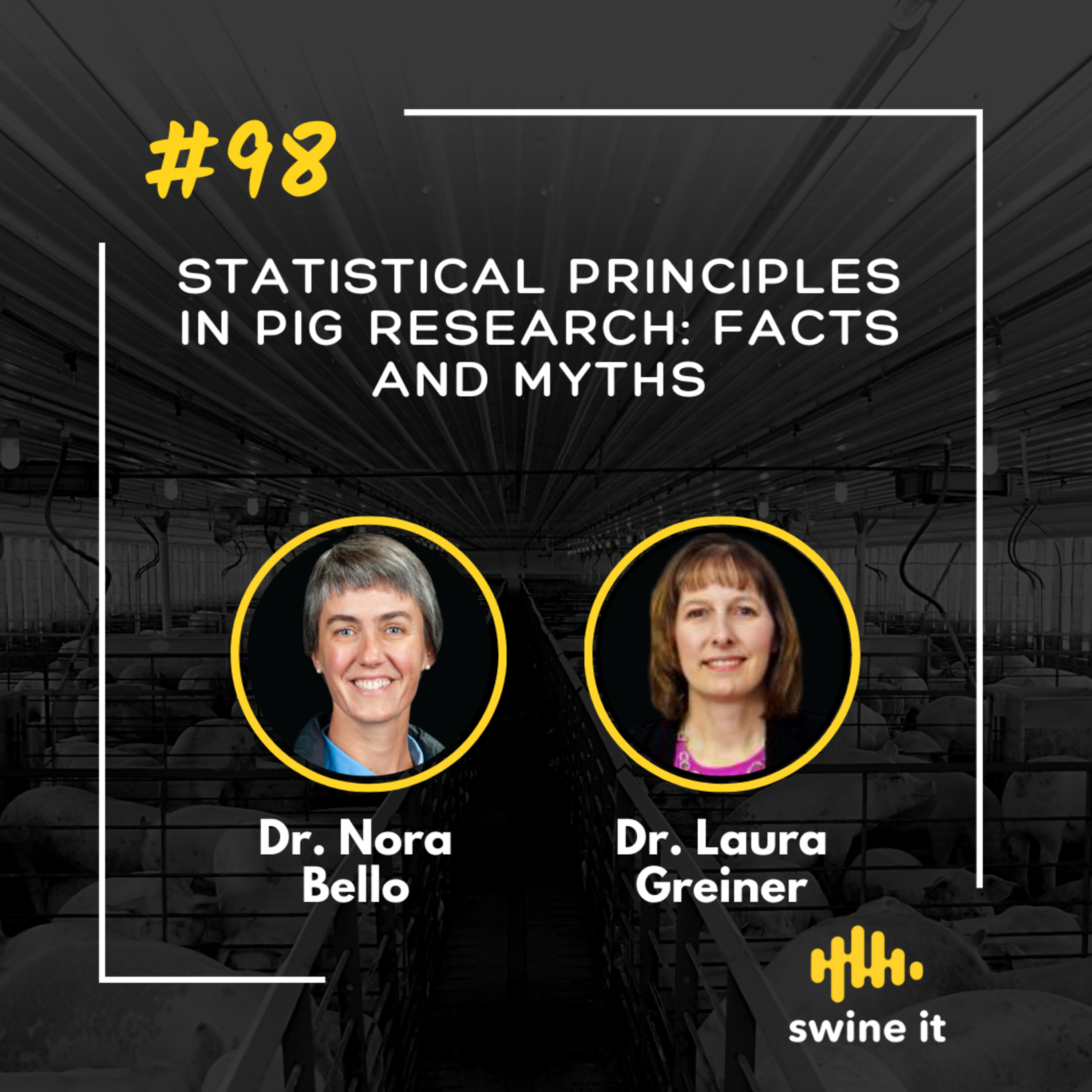 Statistical principles in pig research: facts and myths - Dr. Nora Bello