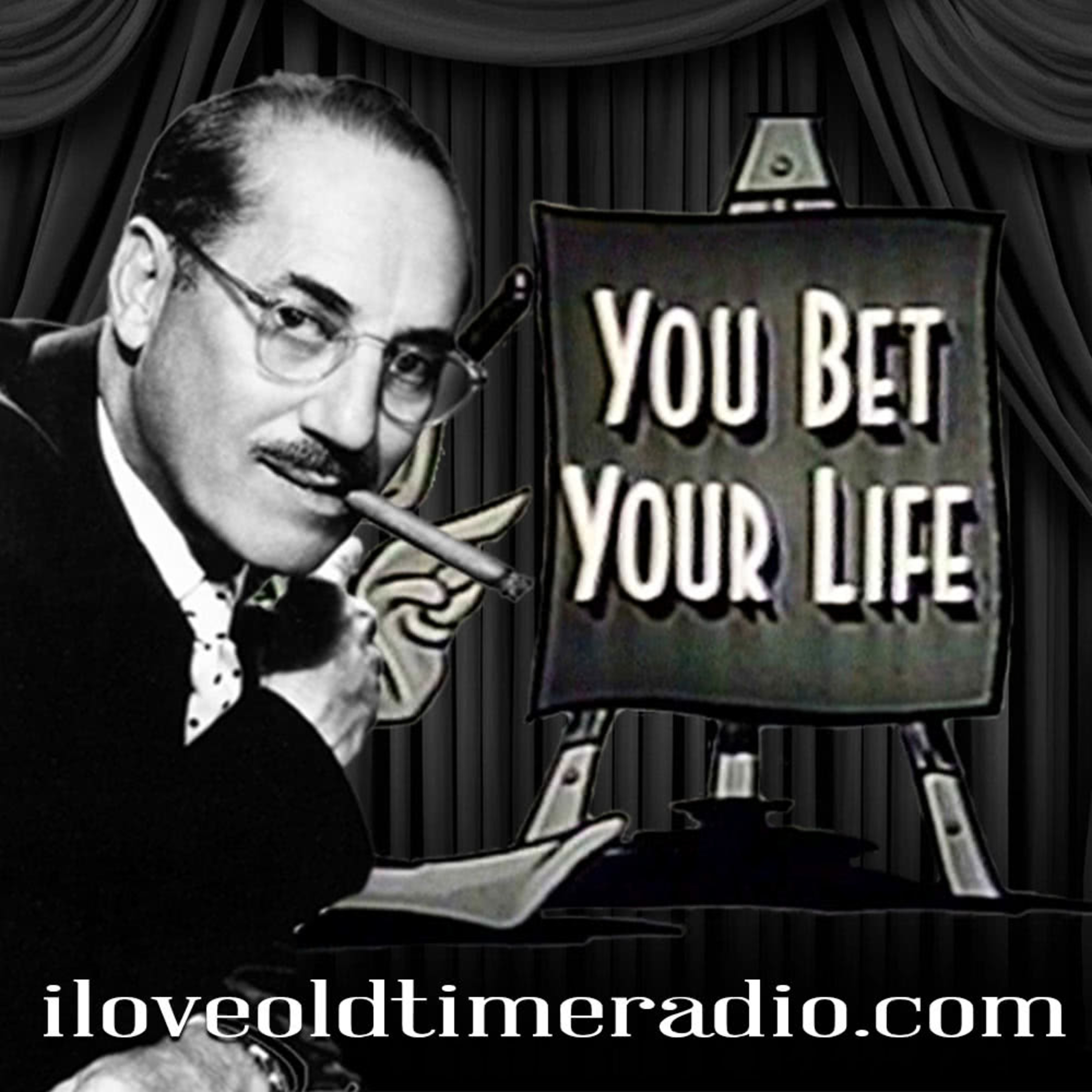 "Ep0200: You Bet Your Life - ""Secret Word - Money"""