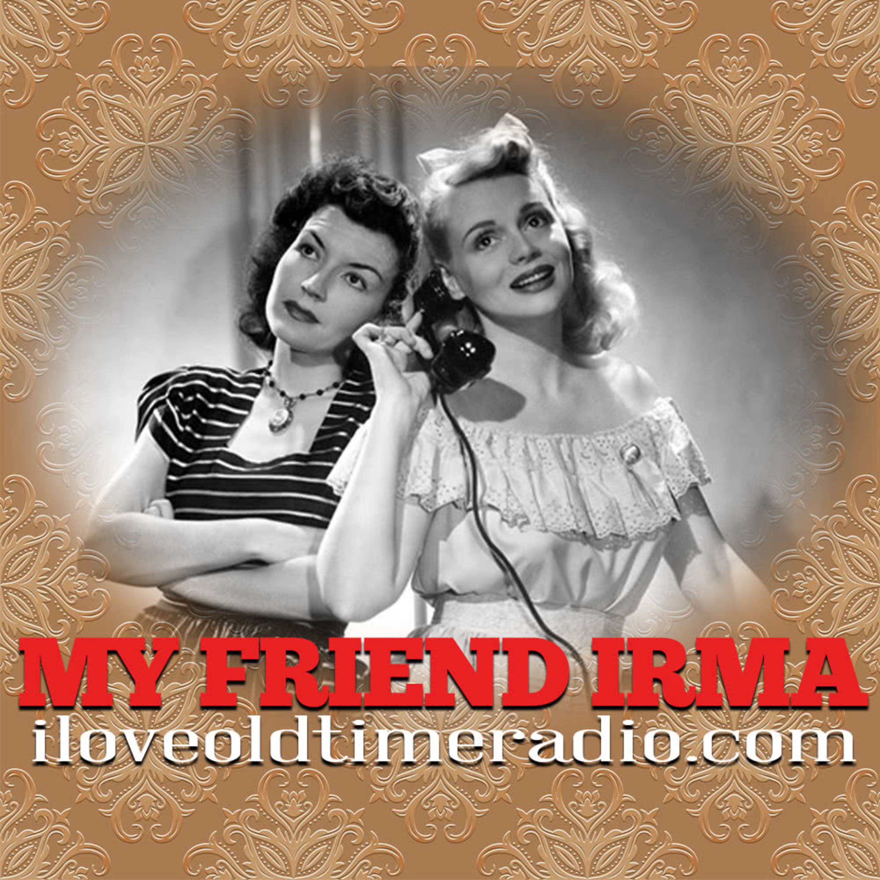 "Ep0202: My Friend Irma - ""April Fool's Party"""