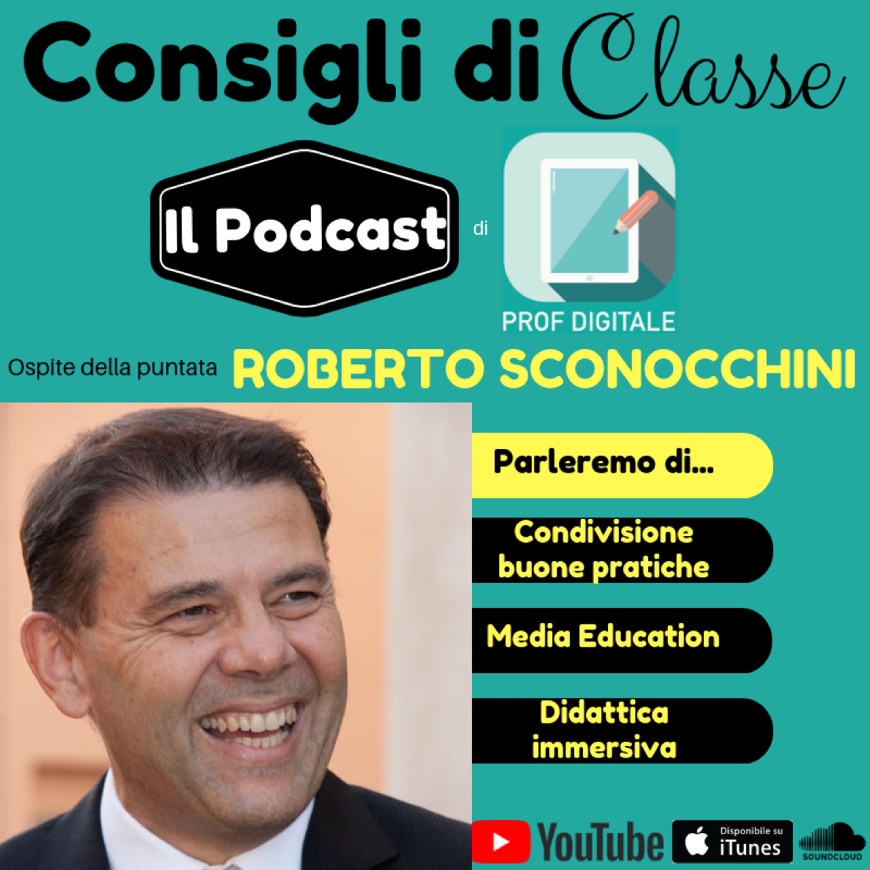 Consigli di Classe - 15 - Roberto Sconocchini