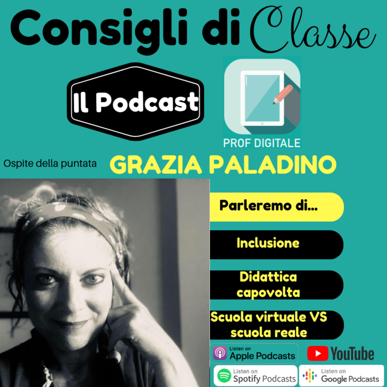 Consigli di Classe - 17 - Grazia Paladino