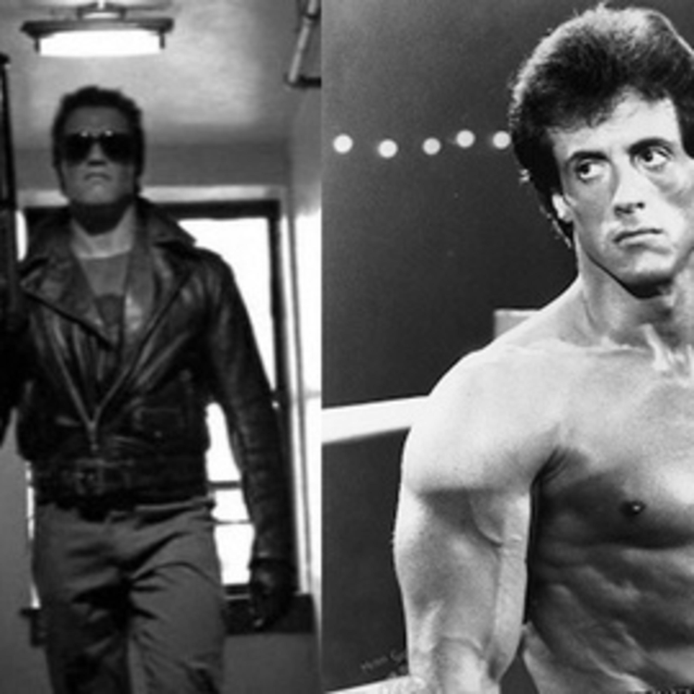 Arnold vs Stallone, un nostálgico debate noventero.