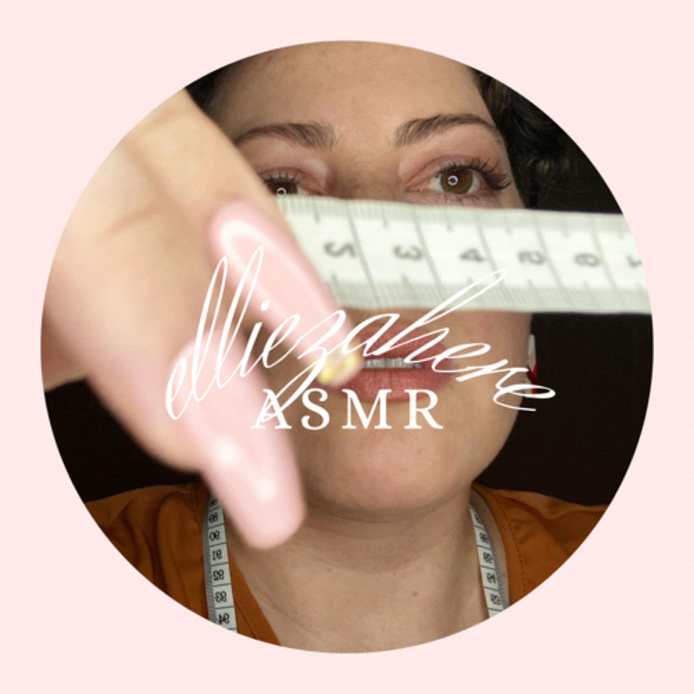ASMR   Measuring your face for an upcoming masquerade! MAJOR tingles!!!