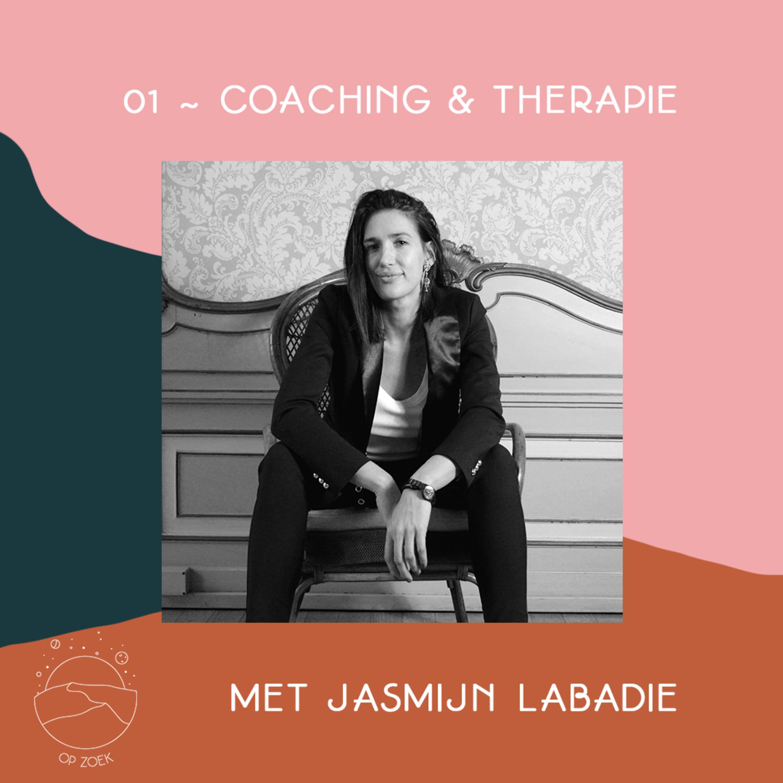 Coaching & therapie, zelfontwikkeling en gewoon fckng gelukkig leven met Jasmijn Labadie