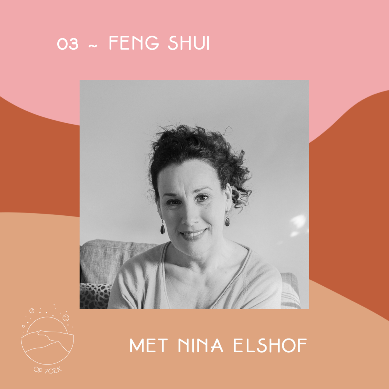 Feng Shui, cyclisch denken & Marie Kondo met Nina Elshof