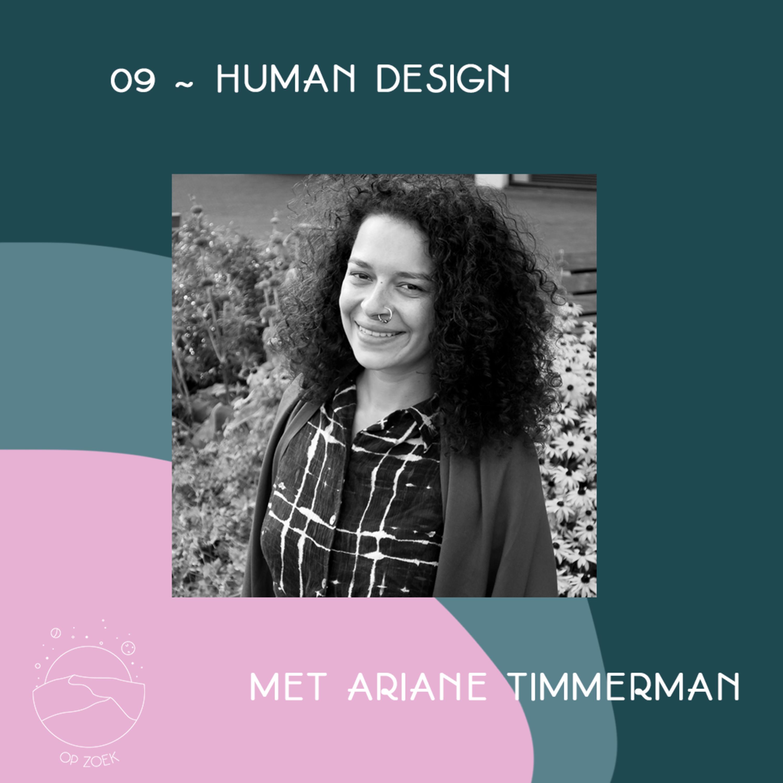 Roadmap voor je ziel: ontdek jouw Human Design met Ariane Timmermans