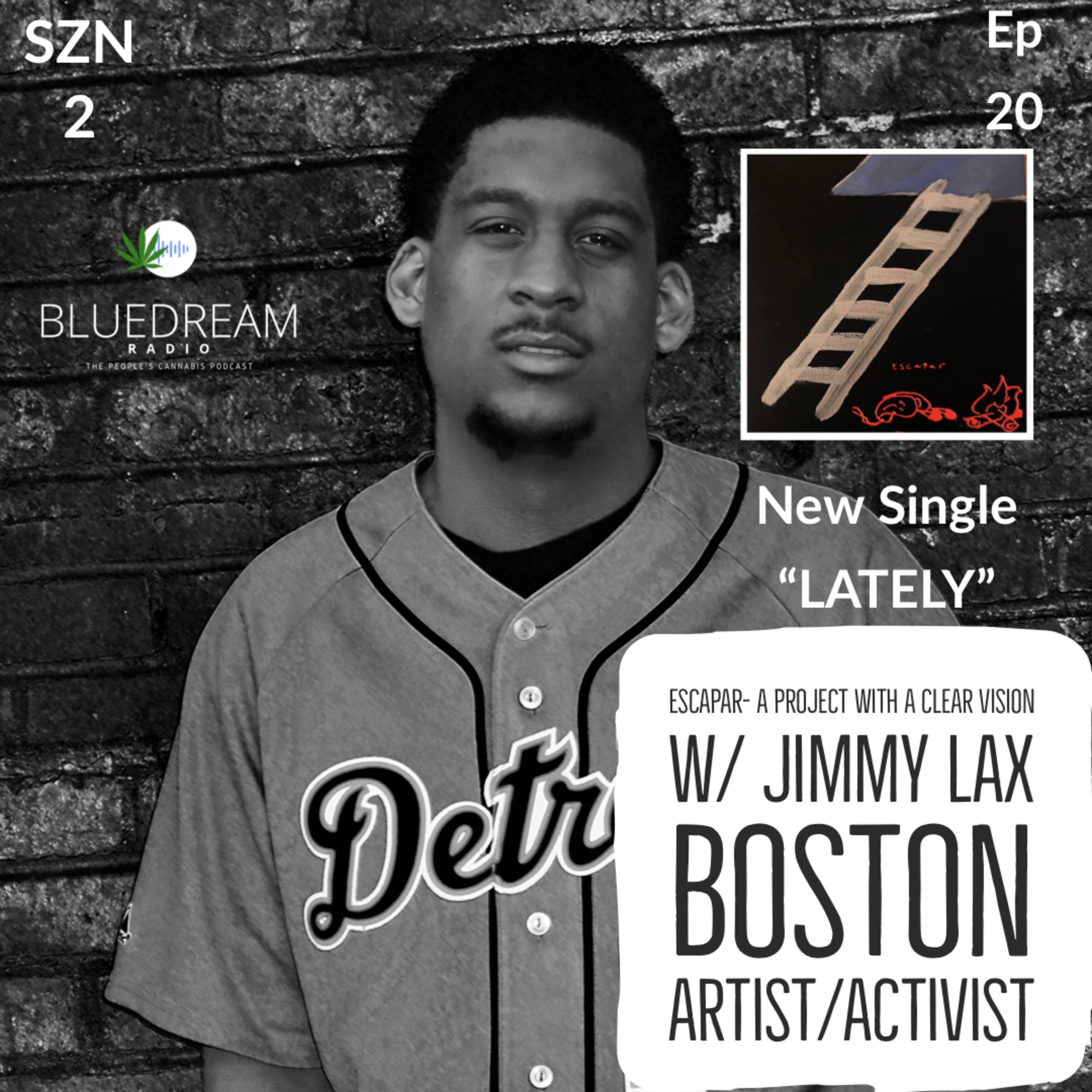 Escapar- A project with A Clear Vision w/ Jimmy Lax Artist/Activist