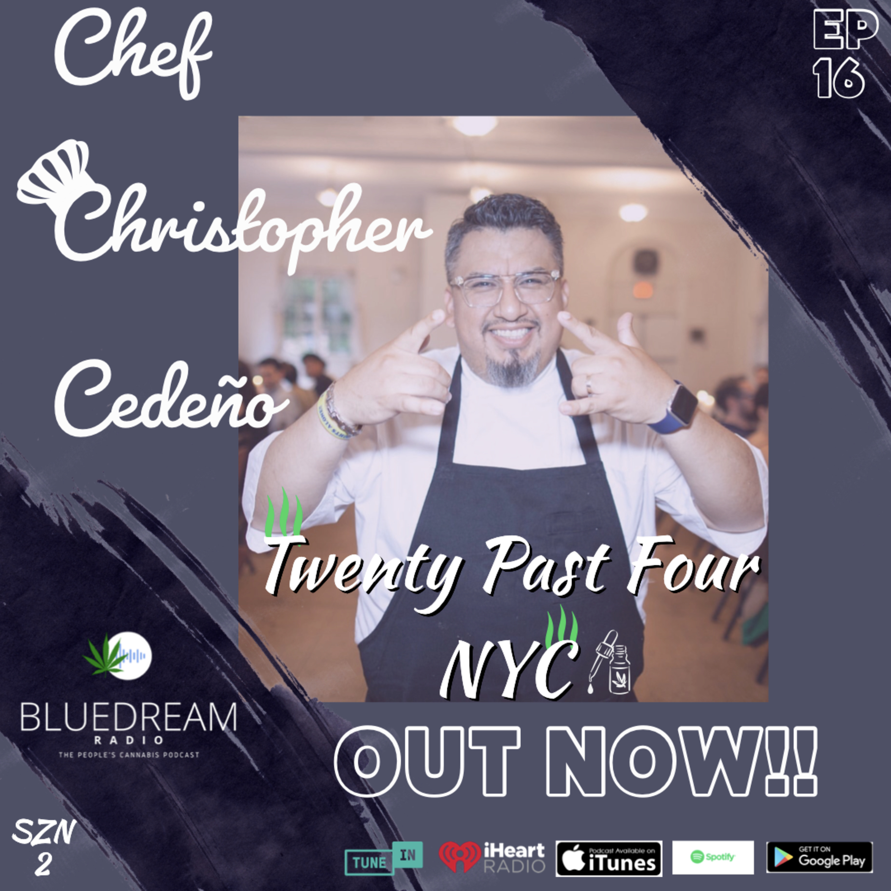 The Last Interview of Chef Chris!! R.I.P