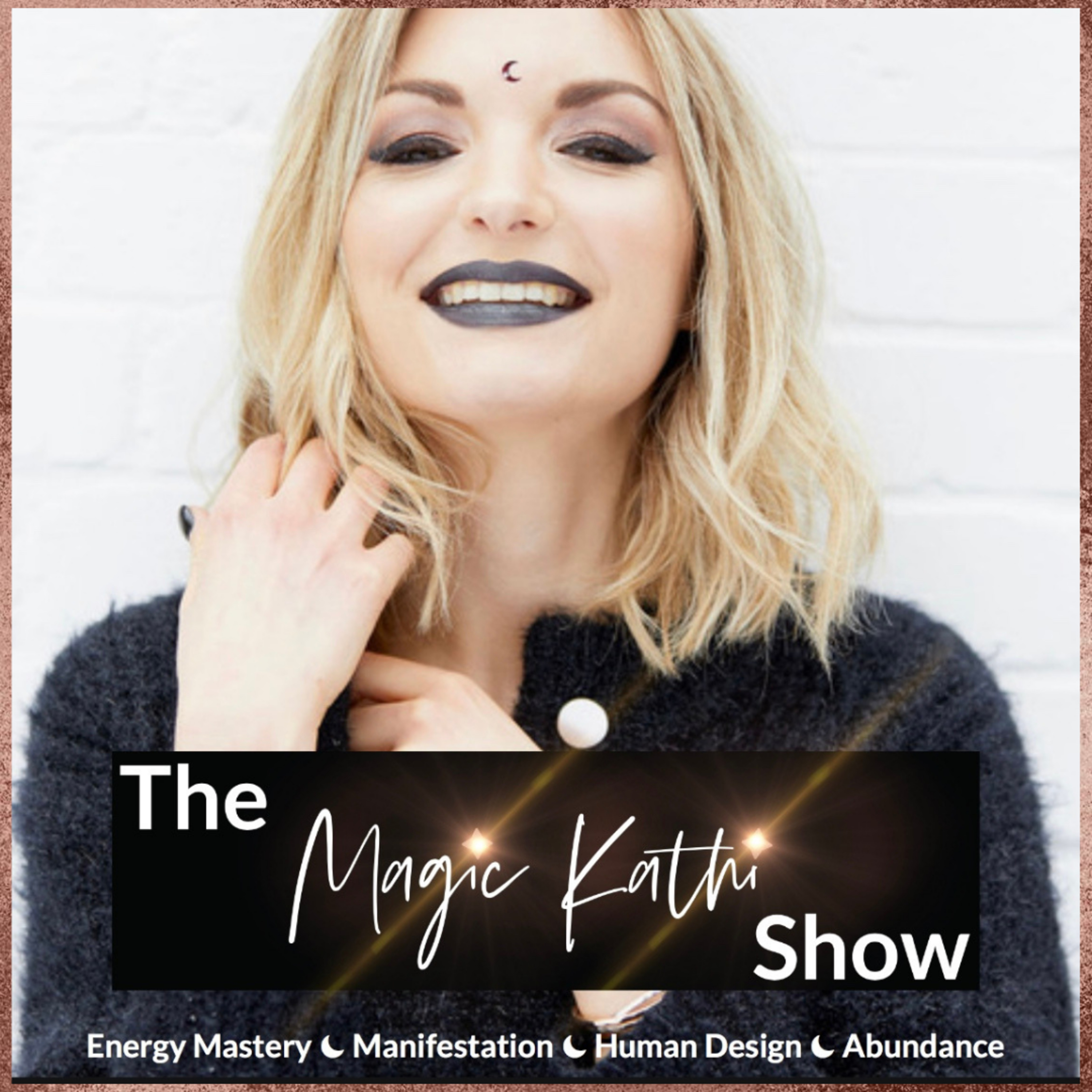 02 High Vibe Journaling Hack That Will Shift Your Energy Instantly Success Mindset Energy Mastery The Magic Kathi Show Podcast Podtail