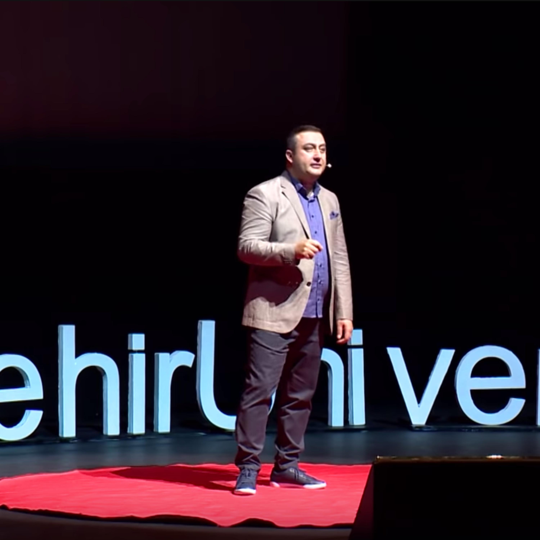 Bu Topraklarda Vergi Yetişir! | Ozan Bingöl | TEDxBahcesehirUniversity