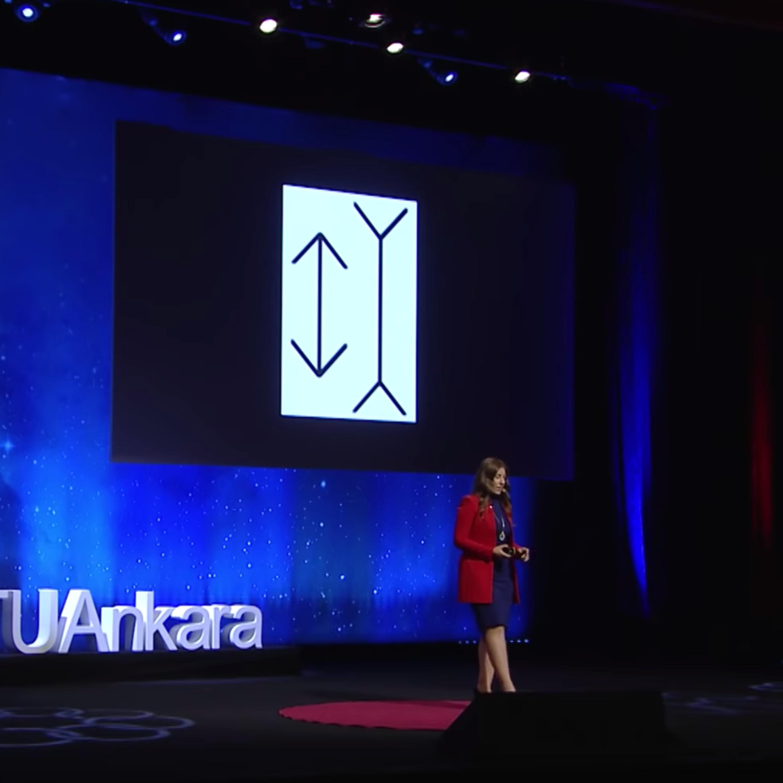Ve Bir Gün Bir Kadın F-16 Uçurmak İsterse...   Berna Şen Şenol   TEDxMETUAnkara