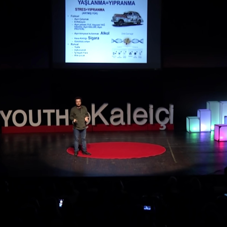 Hayatın Ritmi | OYTUN ERBAŞ | TEDxYouth@Kaleiçi