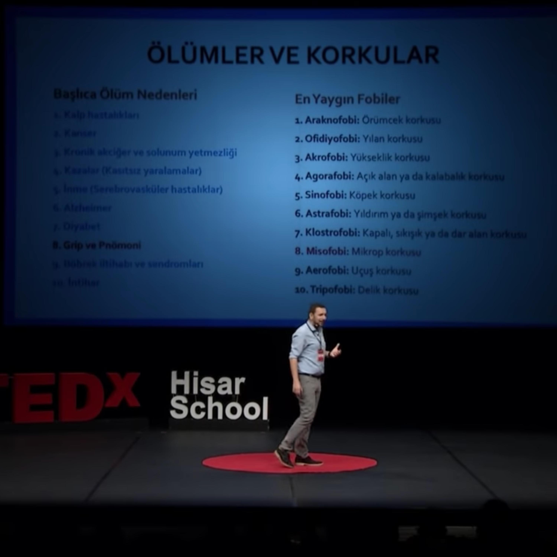Akıl ve İnsan | Tevfik Uyar | TEDxHisarSchool