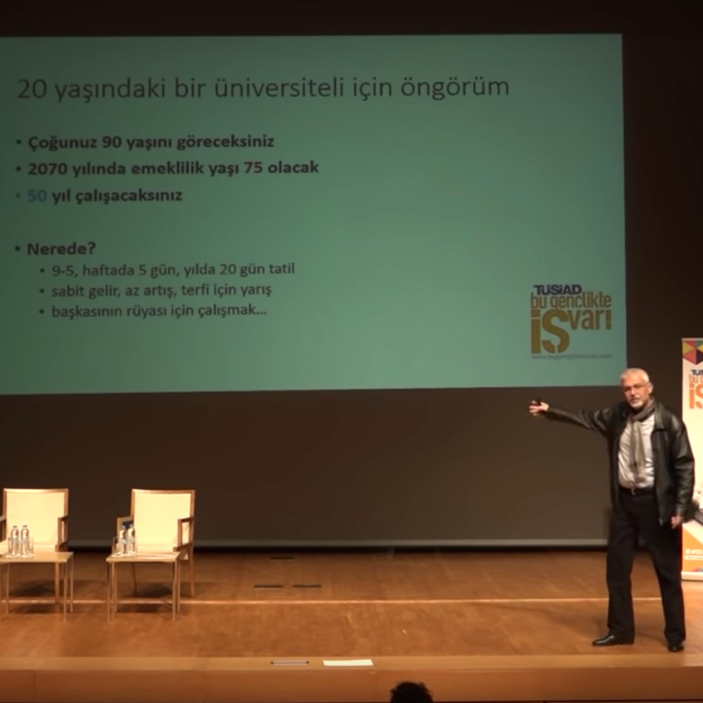 Erhan Erkut | Girişimcilik Nedir? (Bu Gençlikte İŞ Var! 2018 Eğitim Kampı)