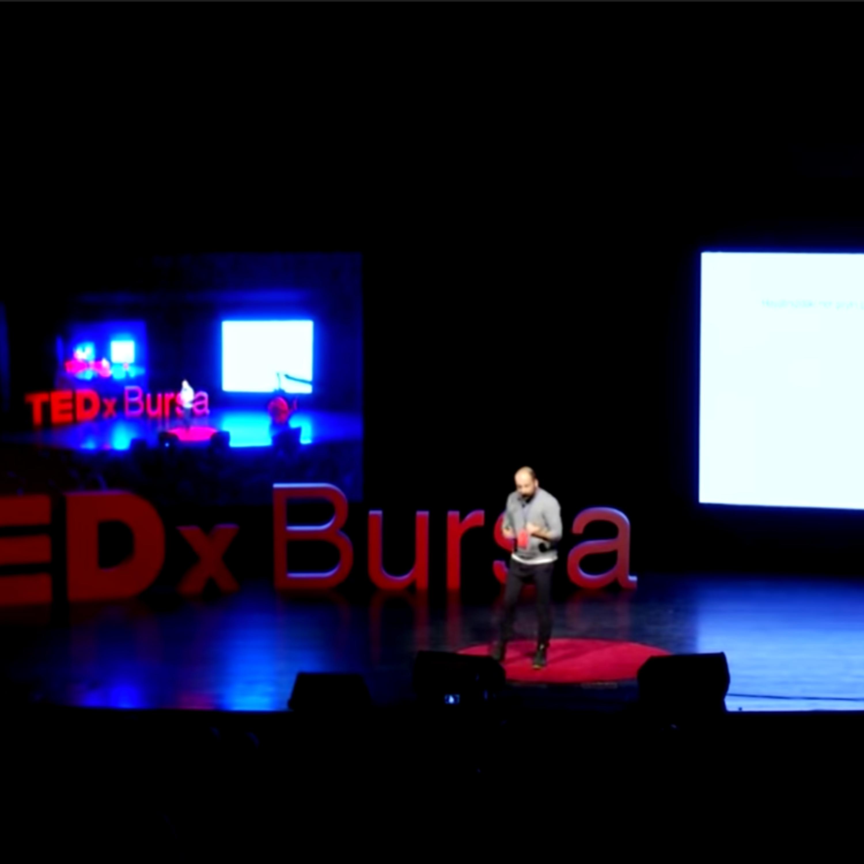 Her Şey Çok Net Olsun! | Fatih Güner | TEDxBursa