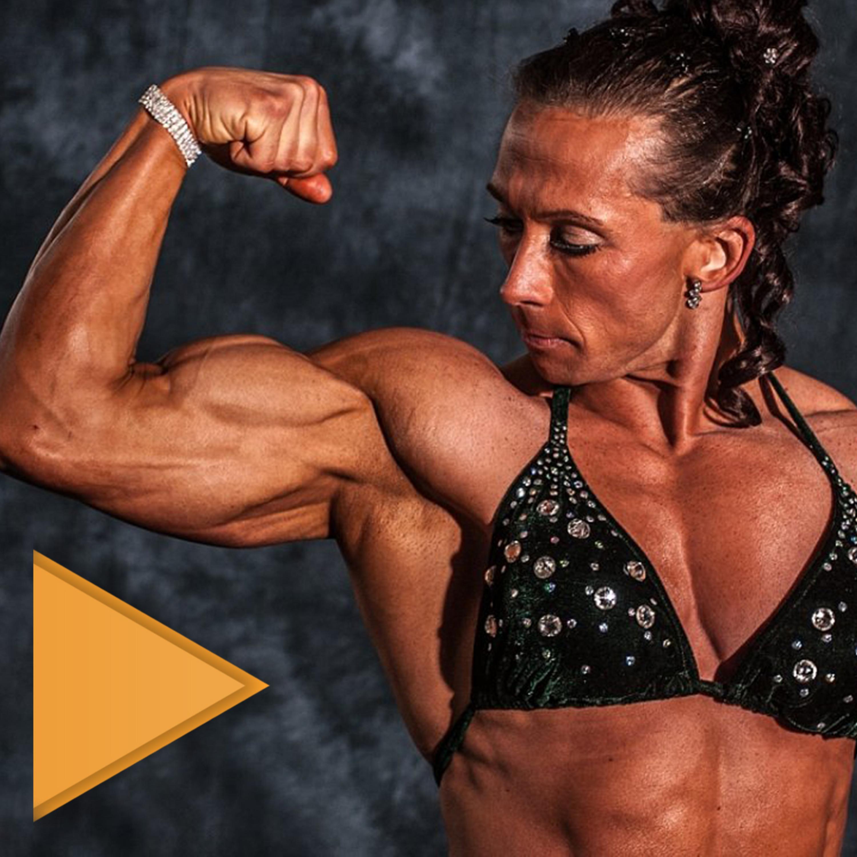 Věra Mikulcová: Doping v profesionální kulturistice je normální. I já beru steroidy.