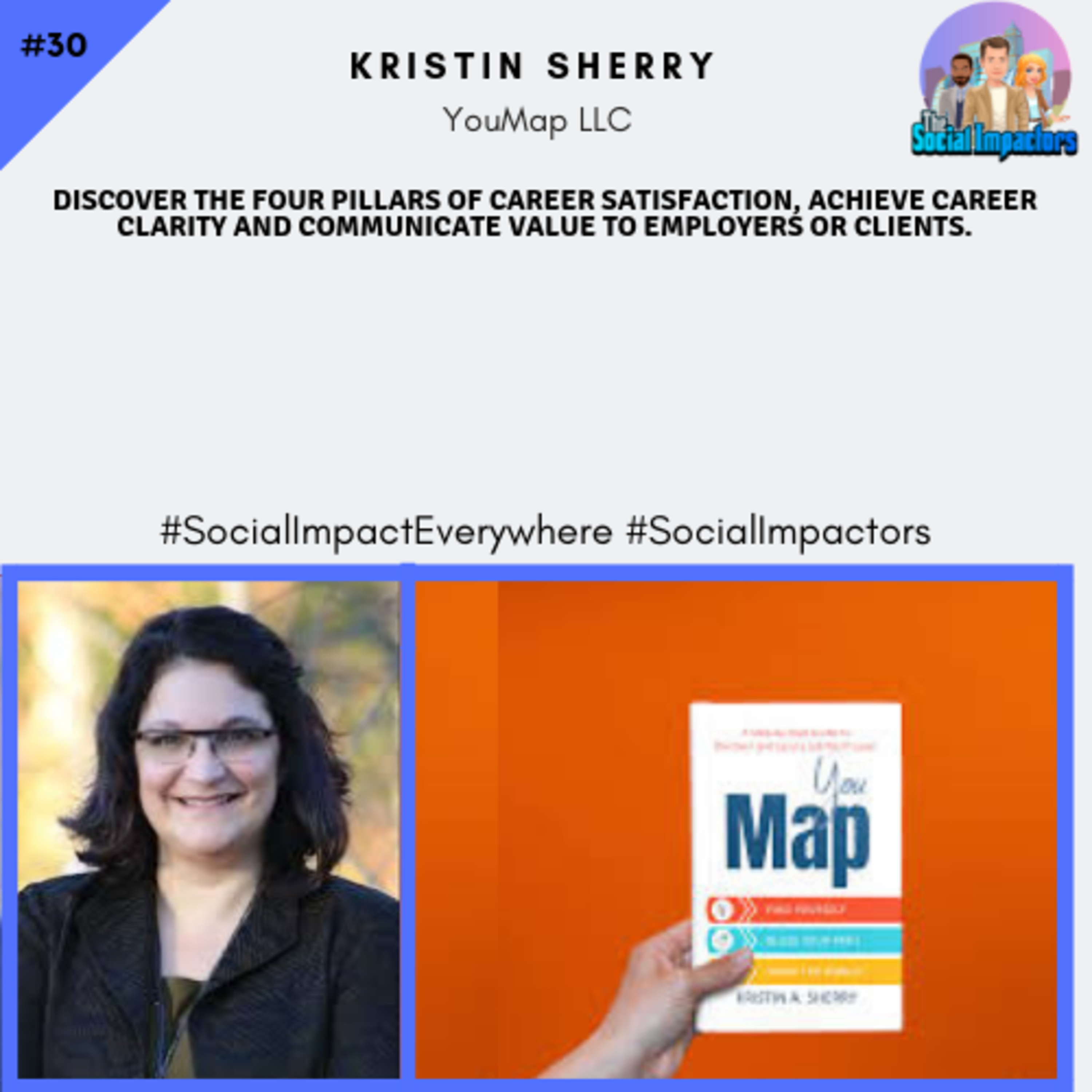 The journey of YouMap, drinking her own Kool-Aid & re-igniting purpose (Kristin Sherry of YouMap)