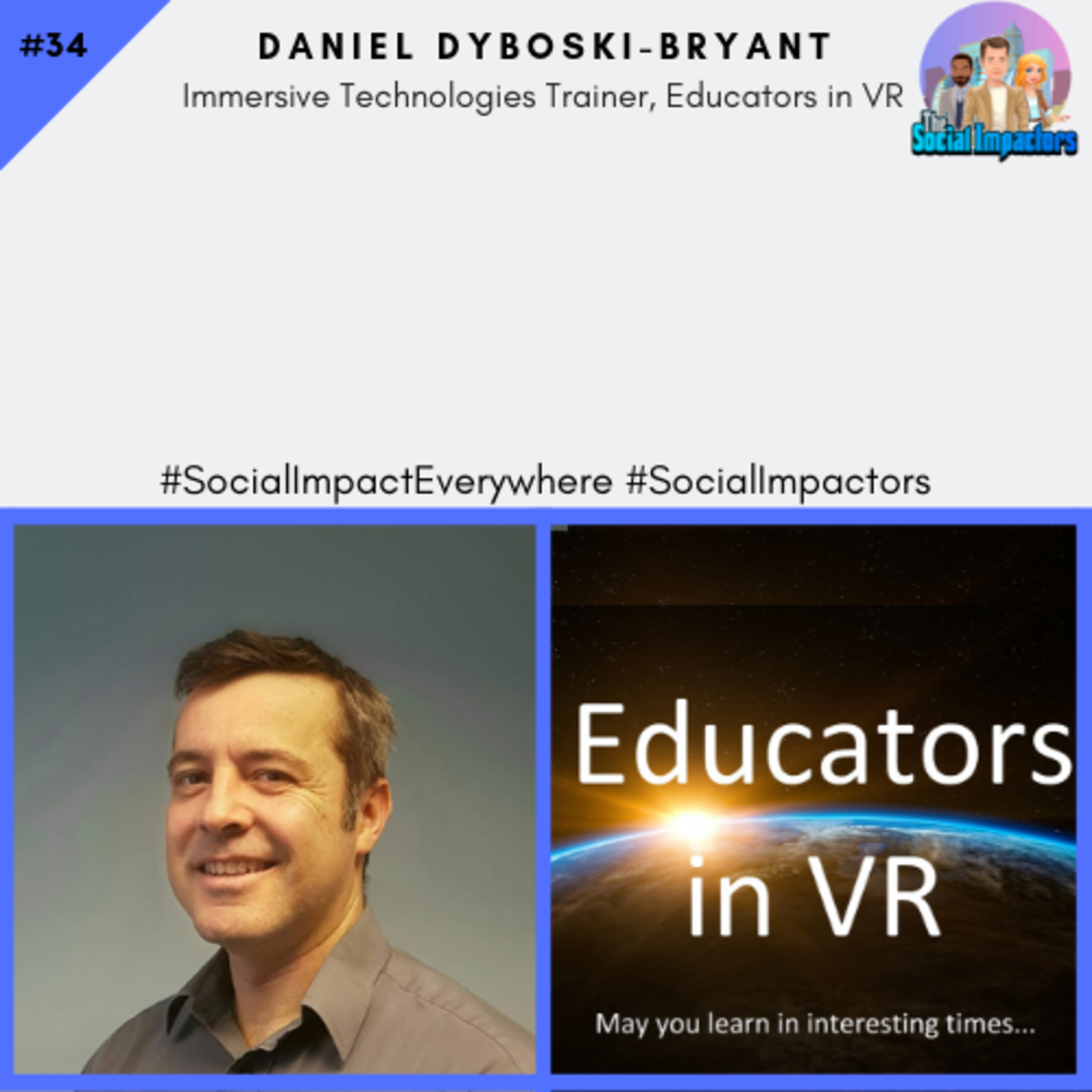 Social impact as a moral imperative, the effect of large business & education as a catalyst (Daniel Dyboski-Bryant)