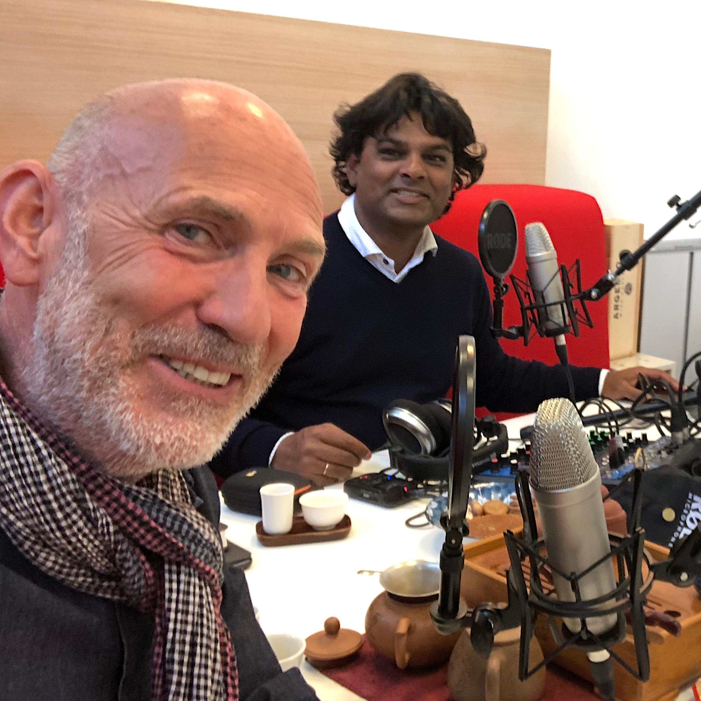 Podcast 14 met Hans Ruinemans van Business Tales over het leven van een CEO
