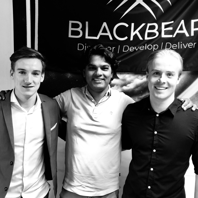 Podcast #19 Kennis platform met generatie-Z power. Met Stefan en Joep van Blackbear
