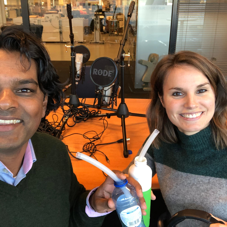 Celine van Aalst over stemgebruik voor meer impact Podcast 25 BizzModell