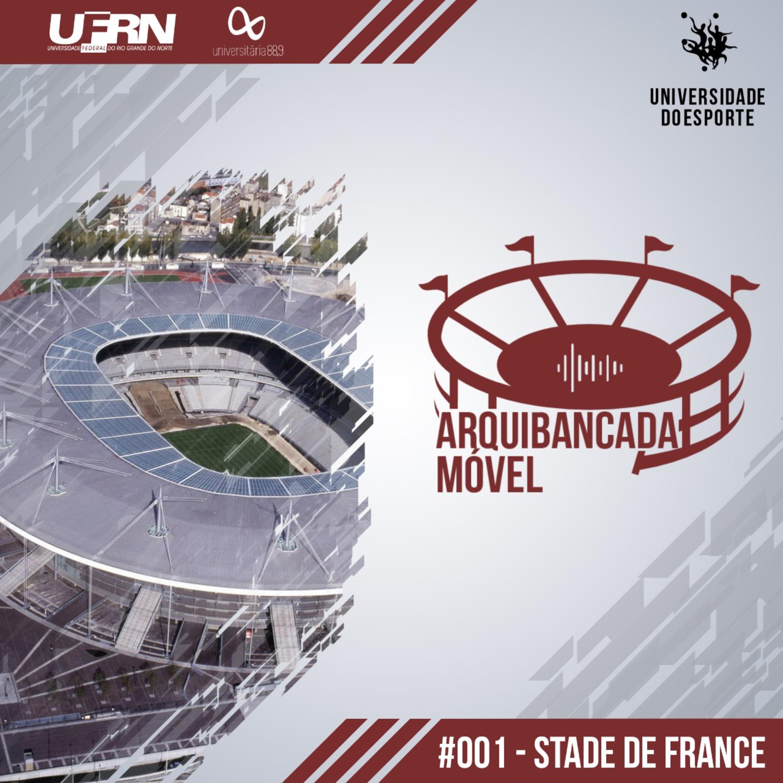 Arquibancada Móvel - Stade de France - #001