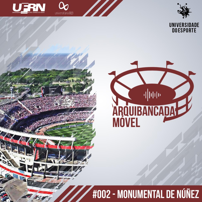 Arquibancada Móvel - Monumental de Núñez - #002