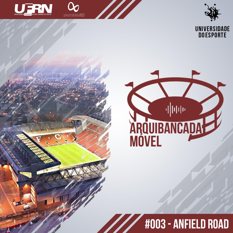 Arquibancada Móvel - Anfield Road - #003