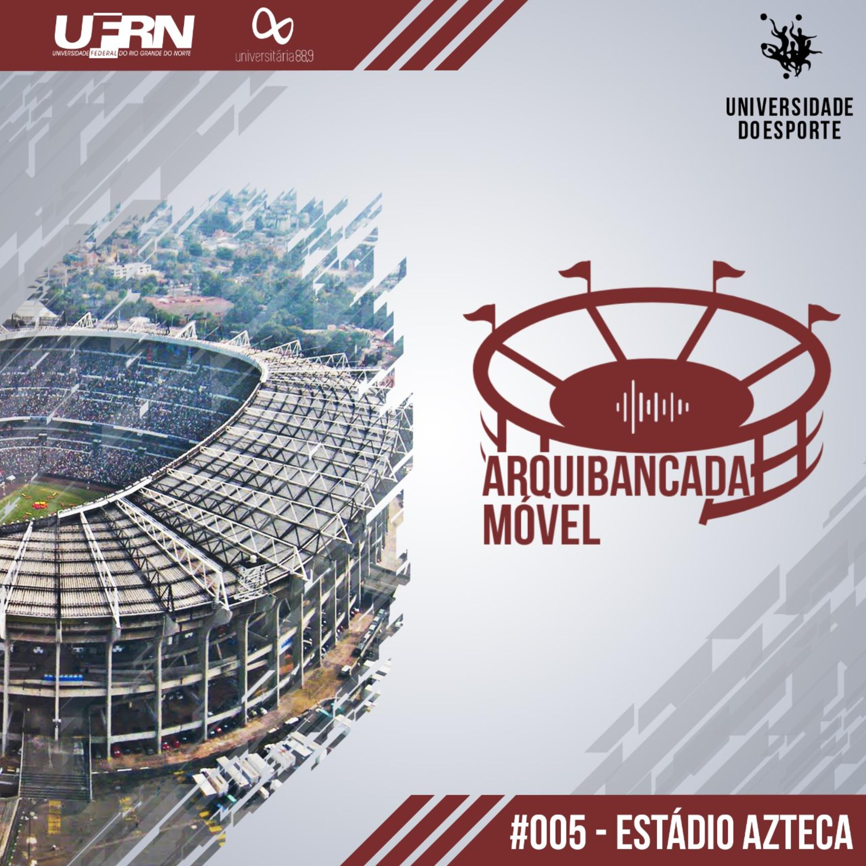 Arquibancada Móvel - Azteca - #005