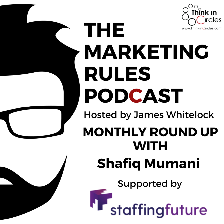 Round up July 2020 with Shafiq Mumani