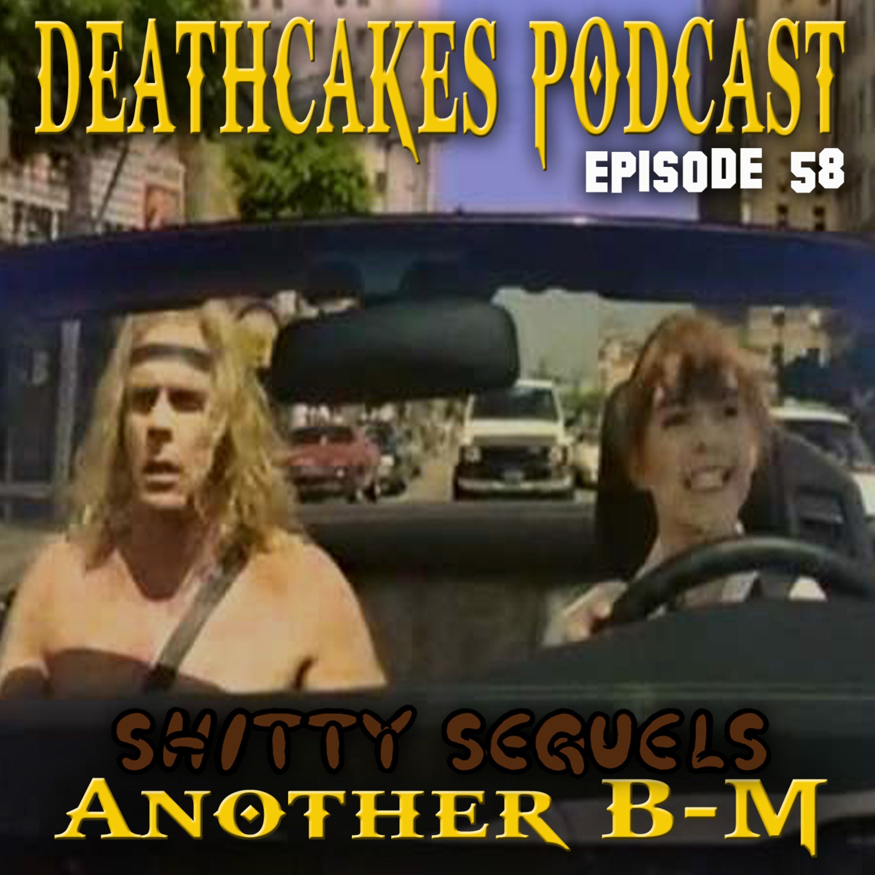 "Episode 58 - Shitty Sequels: ""Another B-M"" [Beastmaster 2: Through the Portal of Time]"