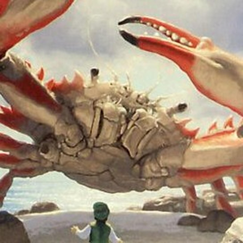 Giants crabs attack