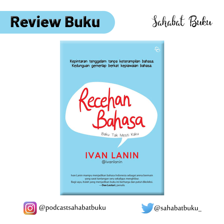 Recehan Bahasa - Ivan Lanin #113