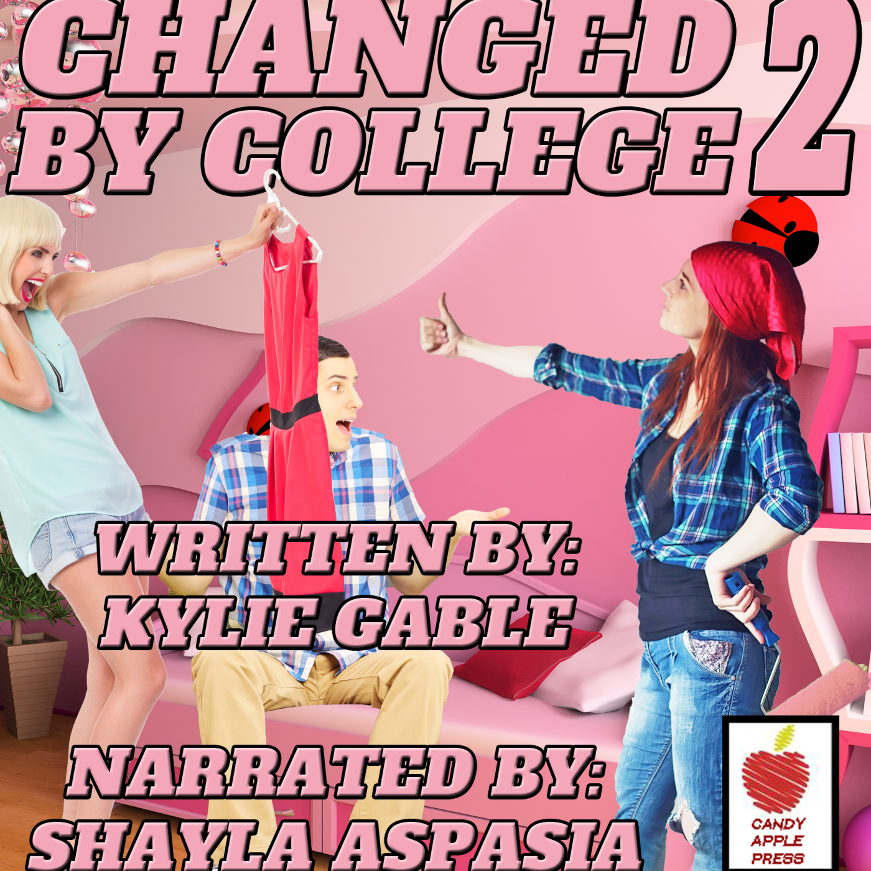 Changed by College Part 2